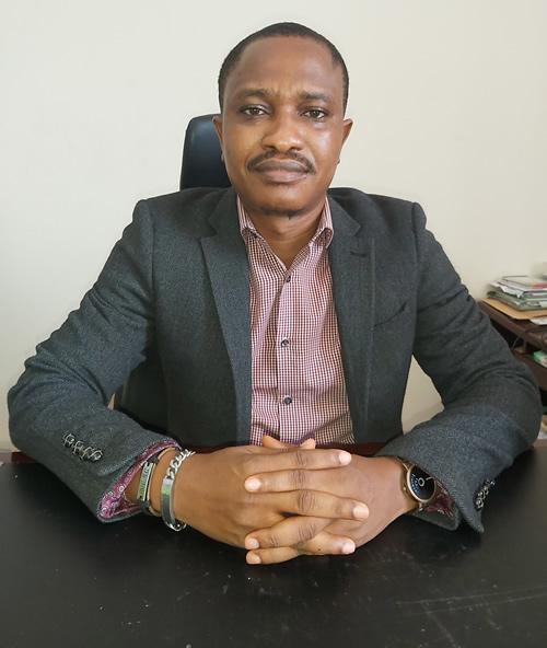 Engr. Dr. Ogheneruona Endurance Diemuodeke