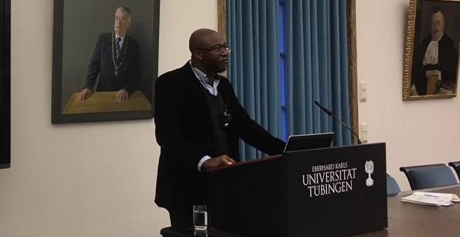 Professor Chukwumereije