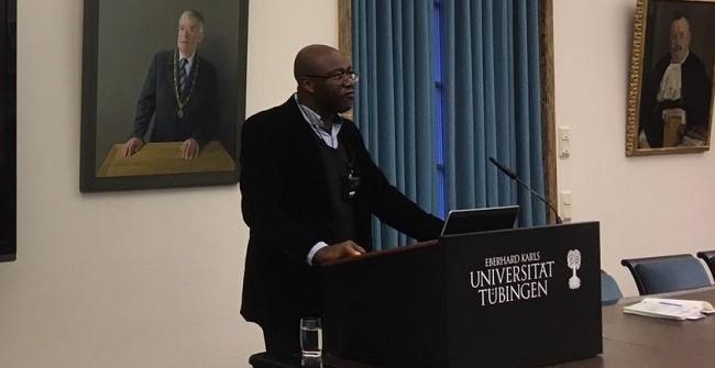 Professor Chukwumerije Okereke