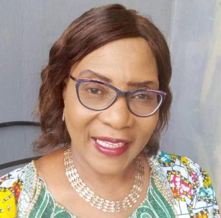 Chief Mrs. Anita Nana Okuribido