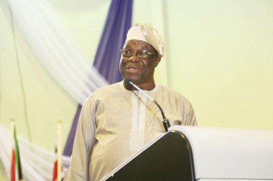 Prof. Emmanuel Oladipo
