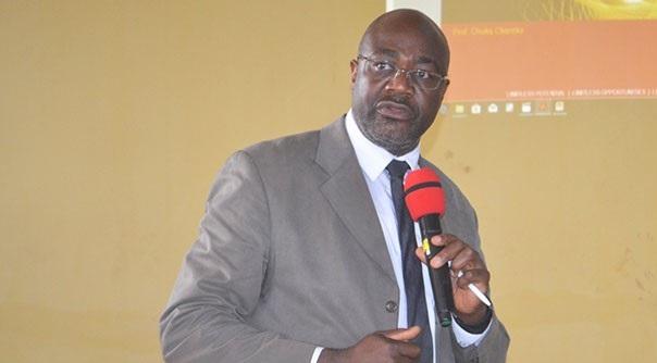 Prof. Chukwumereije
